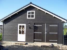 Garage-tuinhuis Ascot Systeembouw Nederlans