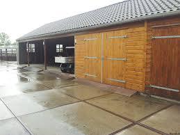 Garage inclusief carport Ascot Systeembouw Nederland