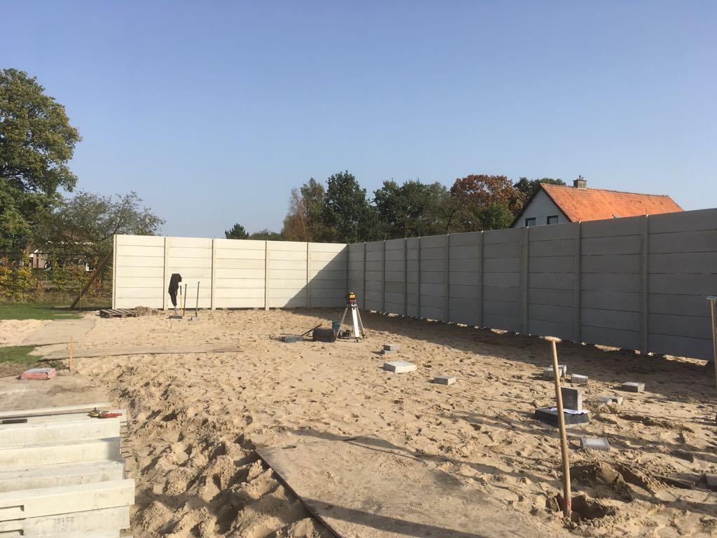 Bouwfase 1 Ascot Systeembouw Nederland