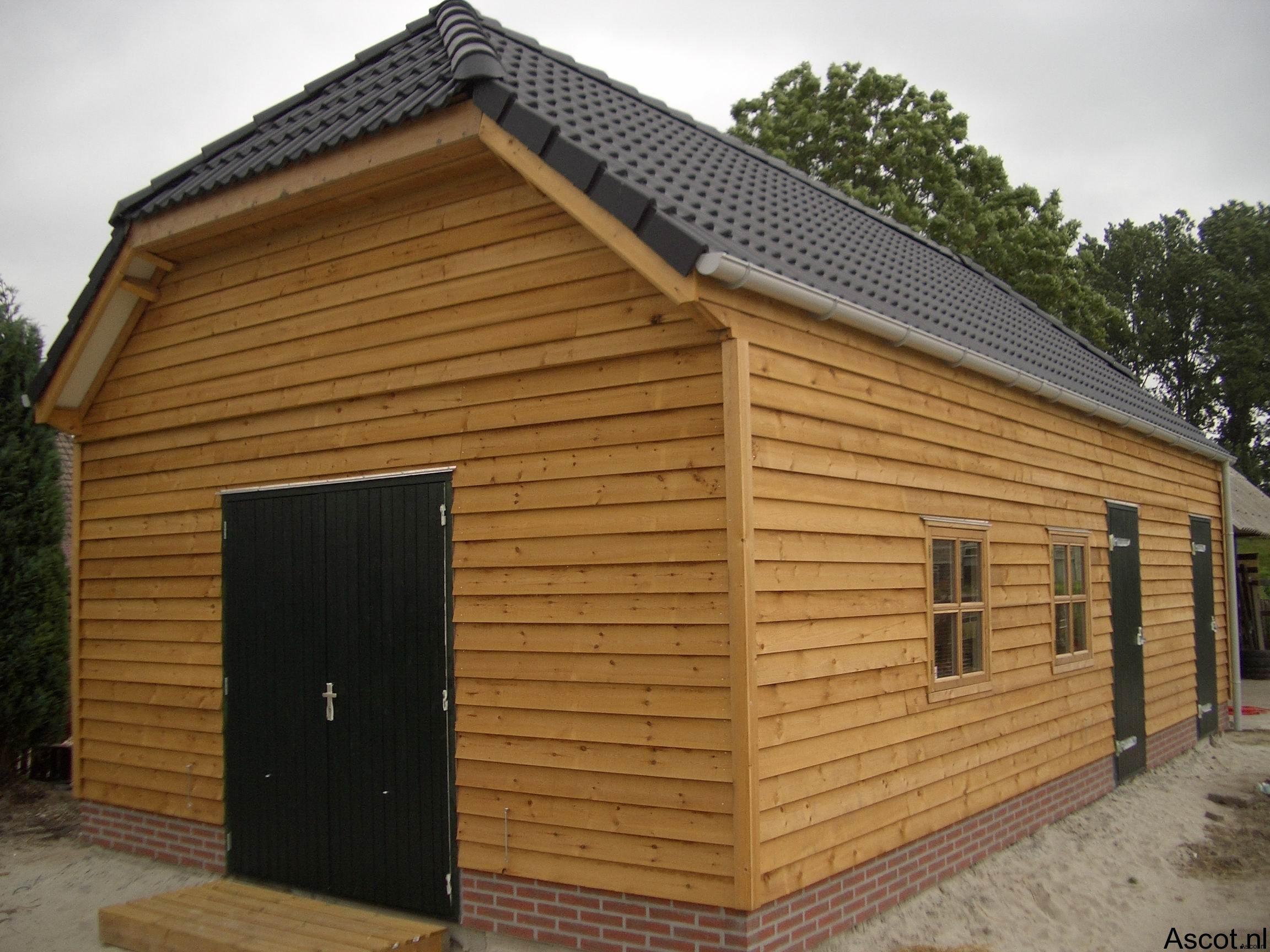 Berging Ascot Systeembouw Nederland