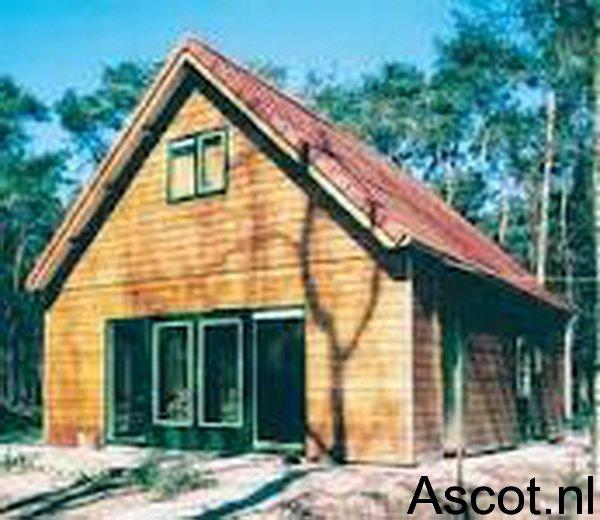 Scoutinggebouw Ascot Systeembouw Nederland
