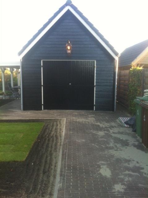 Systeembouw Garage Ascot Systeembouw Nederland