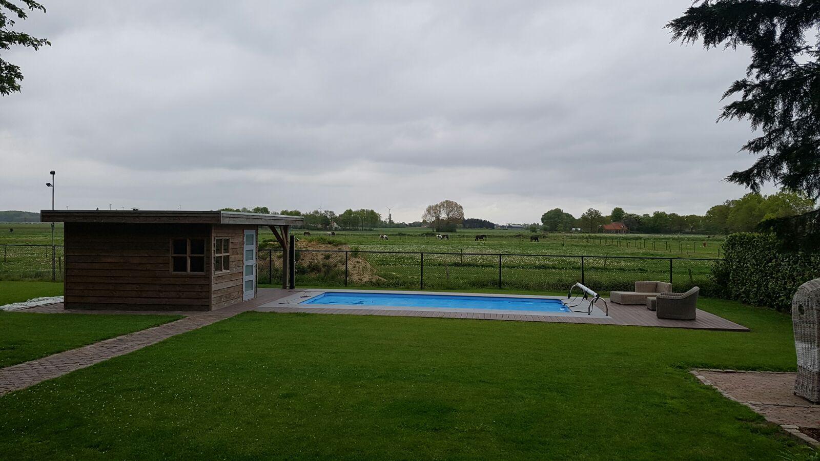 Poolhouse te Oudenbosch