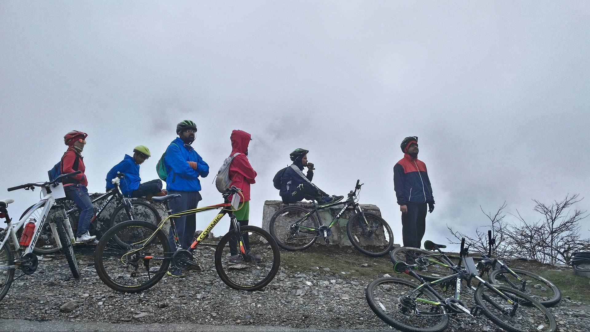 Ride The Silk - Ride The Silk is a one of it's kind high altitude cycling experience curated by Manisha Sharma of Tag Along Travels. It's a 6-day adventure that takes you on a homestay hop along the silk route in East Sikkim.Trip Dates to be announced soon | Read the storyBook this trip.