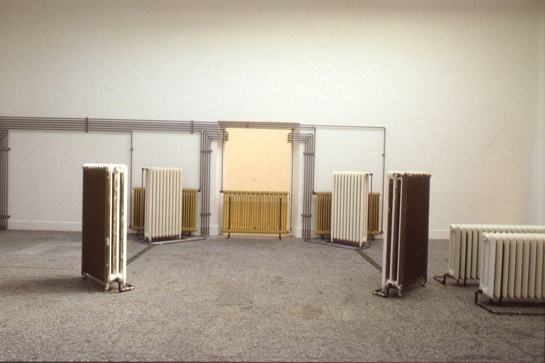 Michael Asher, Kunsthall Bern, 1992