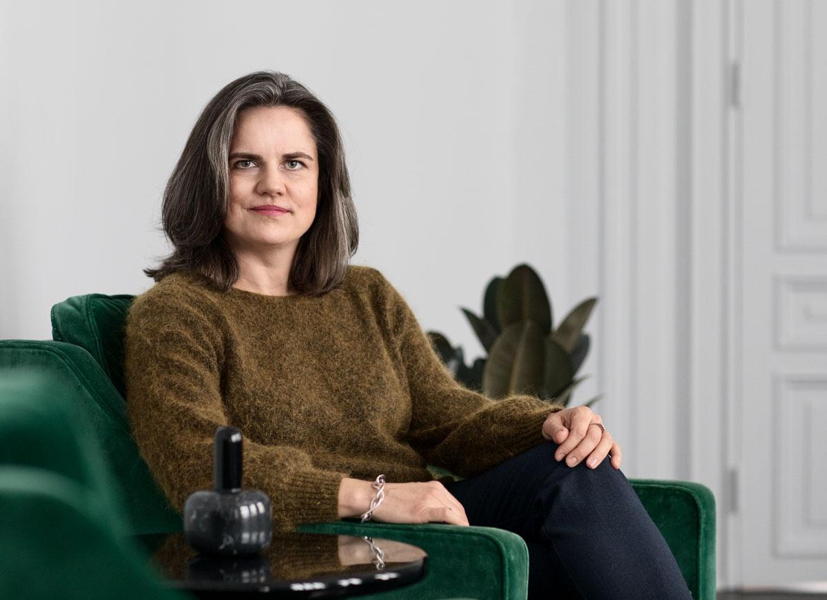 Kristina Helgstrand, M.Sc. Psychology/Exam. Psykoterapeut