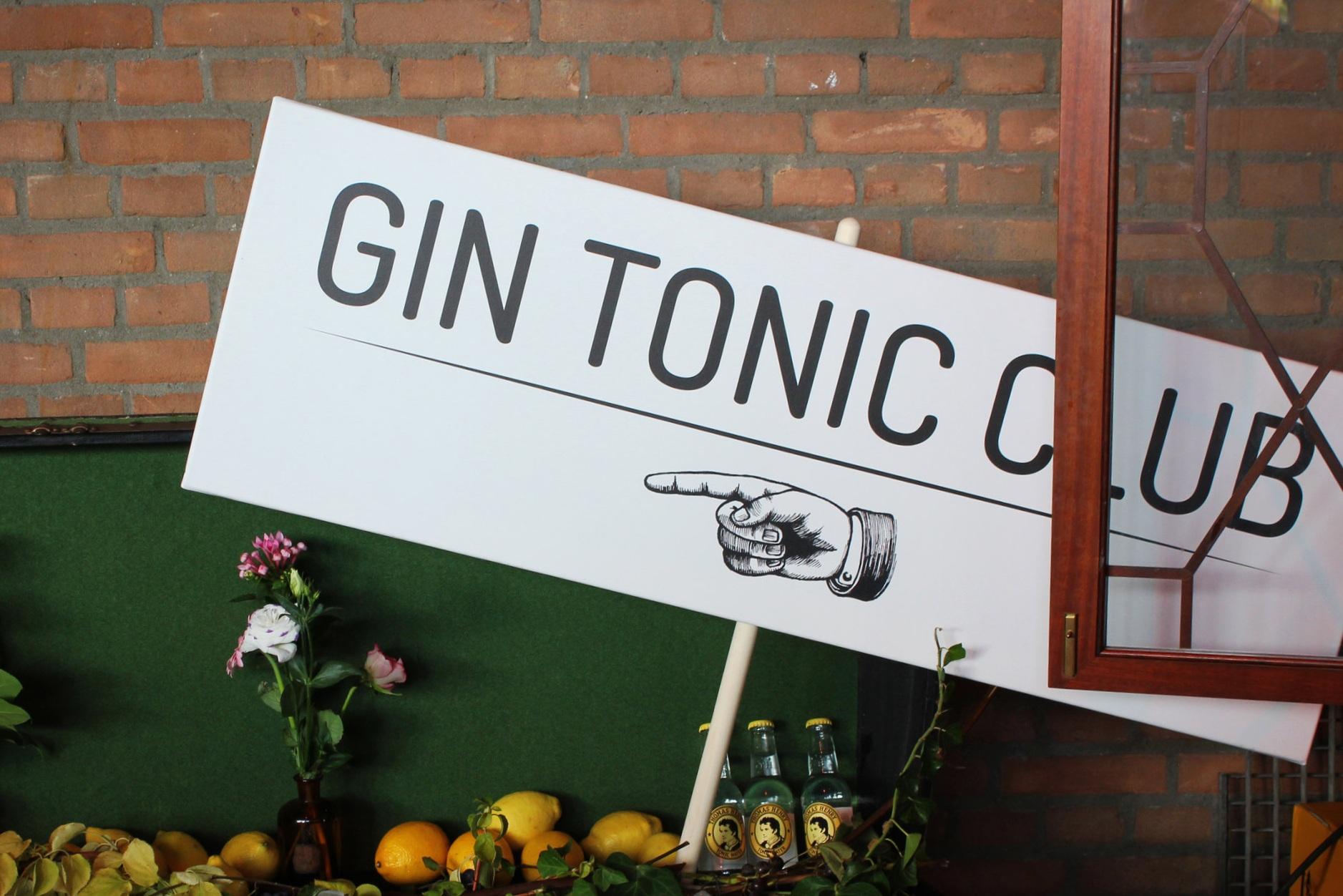 - gin tasting