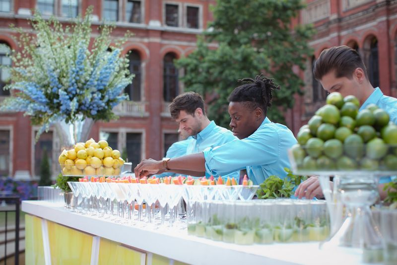 HarperCollins Summer Party - Event Styling by Veevers Carter