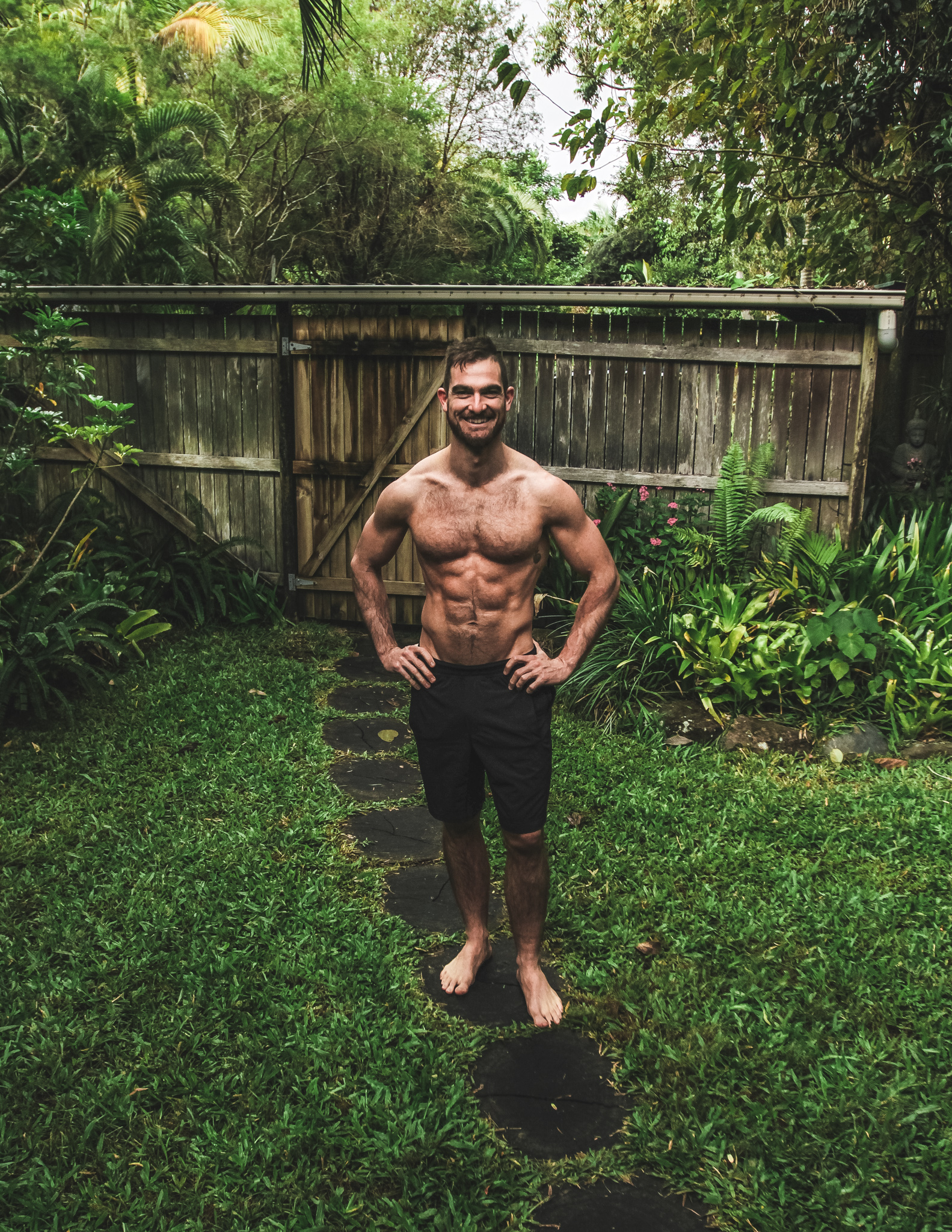 Jeremy Princi Interview Blog - Workout pic.JPG