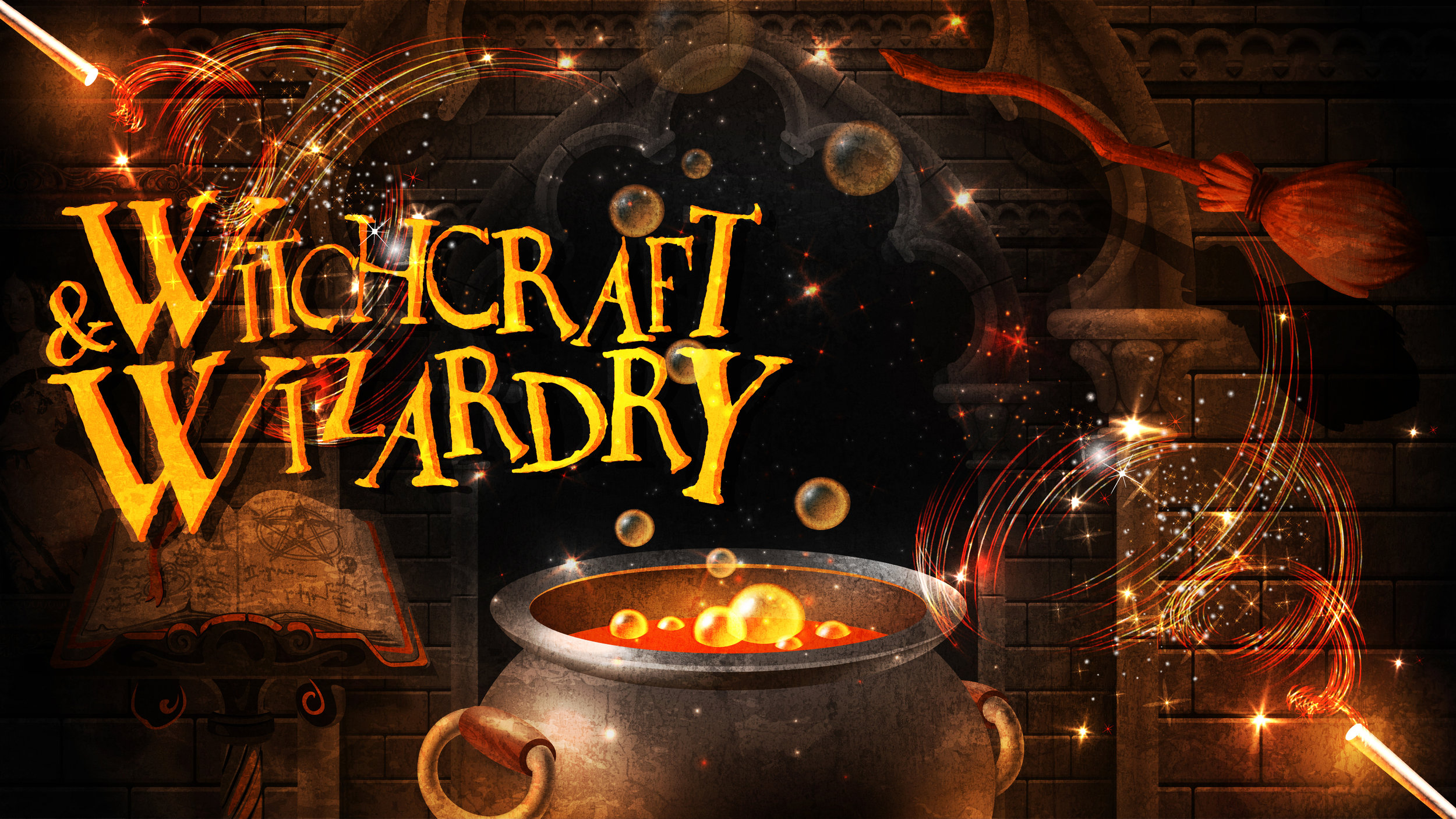 witchcraft & wizardry - Enrolment is just 60 minutes away and some prankster has played a terrible trick on you and hidden your wand. Explore the depths of the castle and find your wand before the school bell rings.