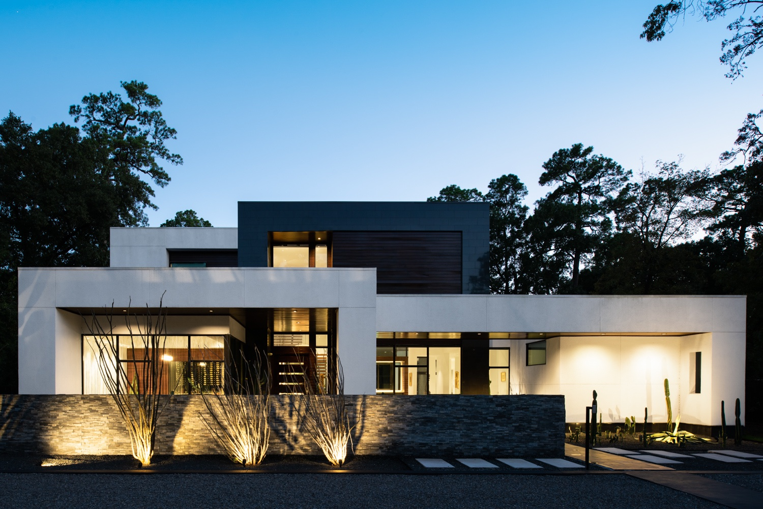 News merge architects modern contemporary architect - Contemporary vs modern architecture ...