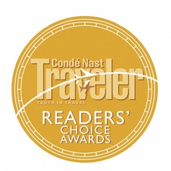 patmos aktis -  conde nast traveler 2017 -  reader's choice