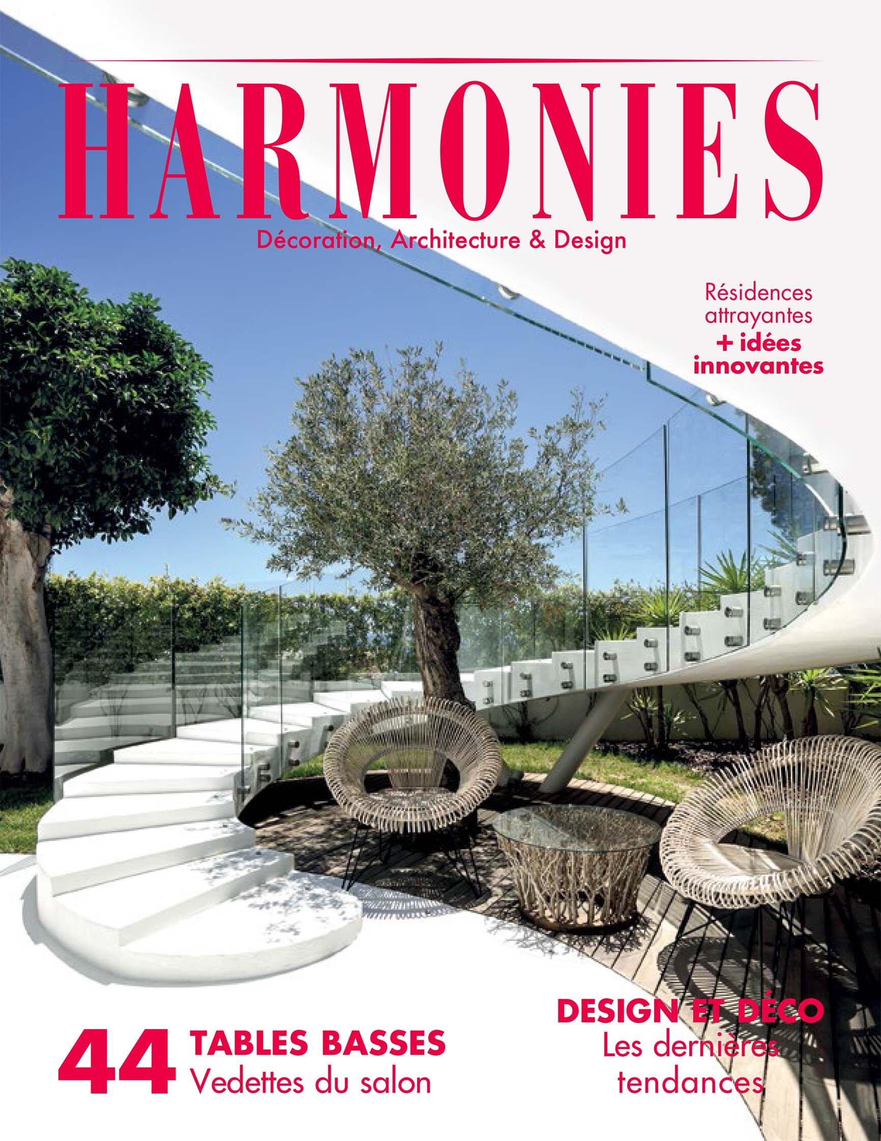 hotel de reve ( caravia beach junior suites & restaurant )   harmoniesmagazine  issue 78 /2019