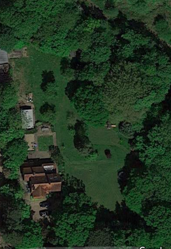 Grounds - Arial view