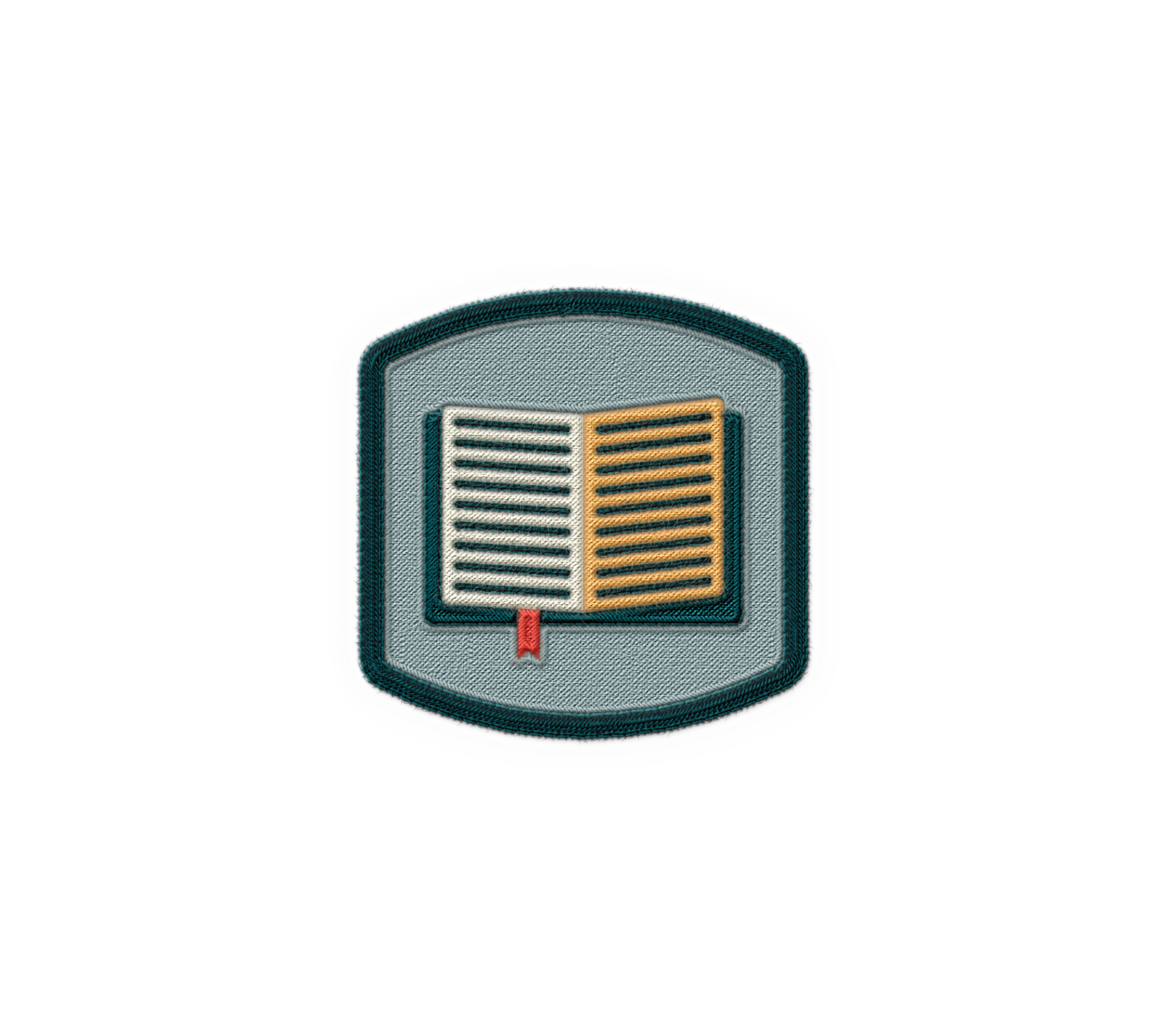 LFF009-Book-Embroidered-Badge.png