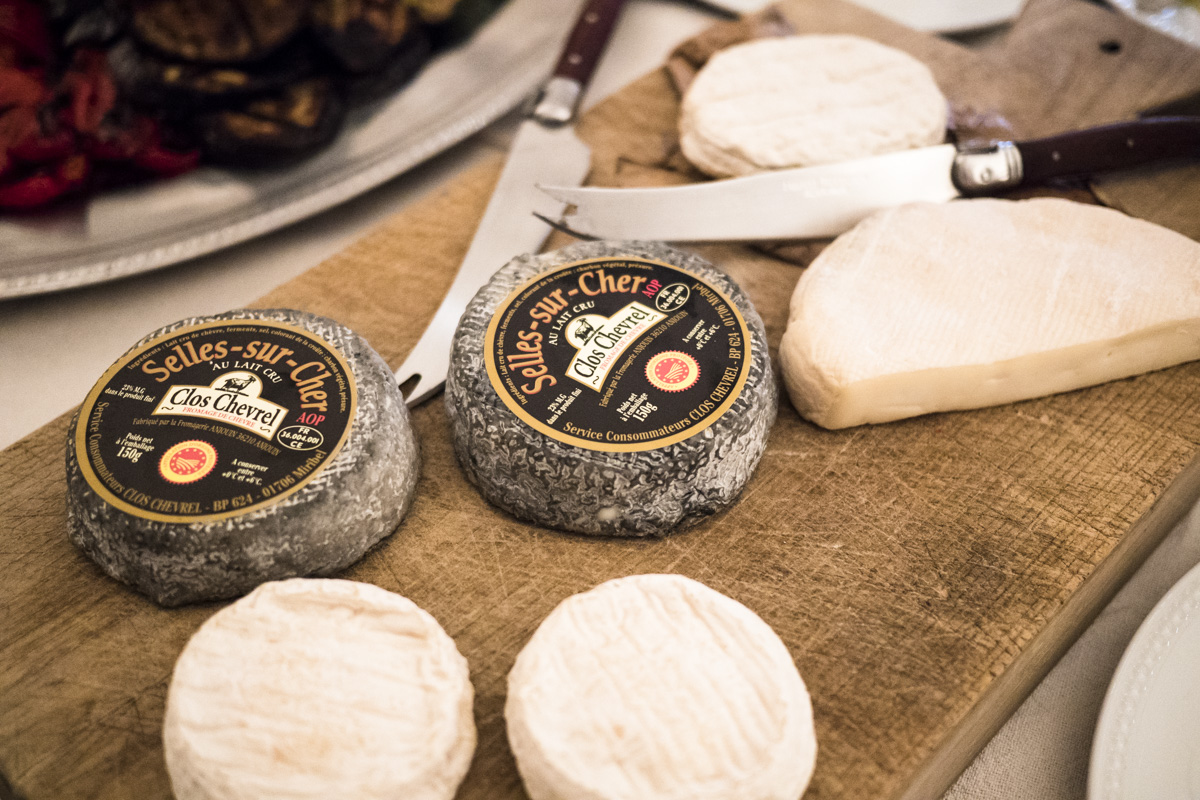 La Verriere food cheese