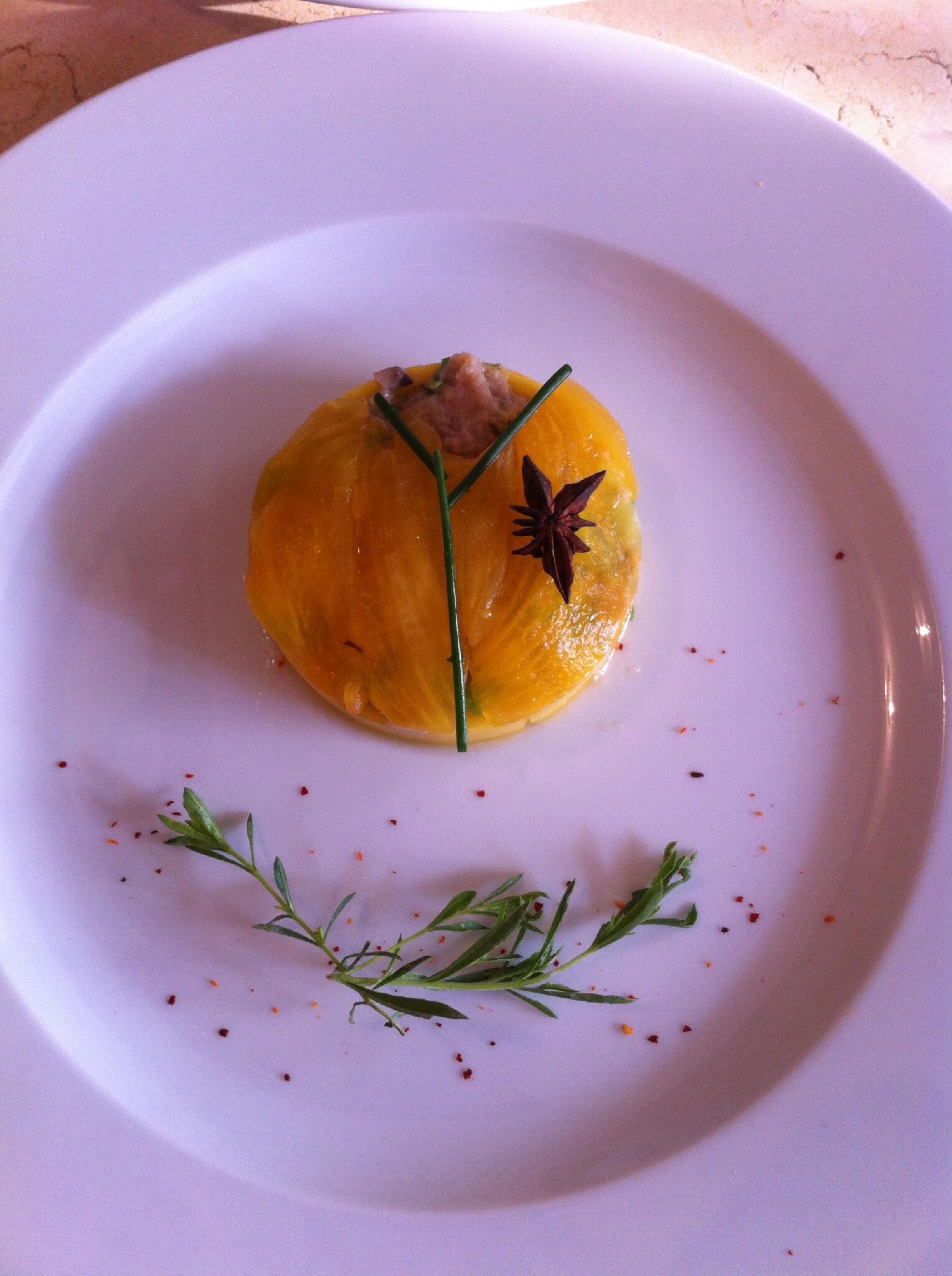 La Verriere food