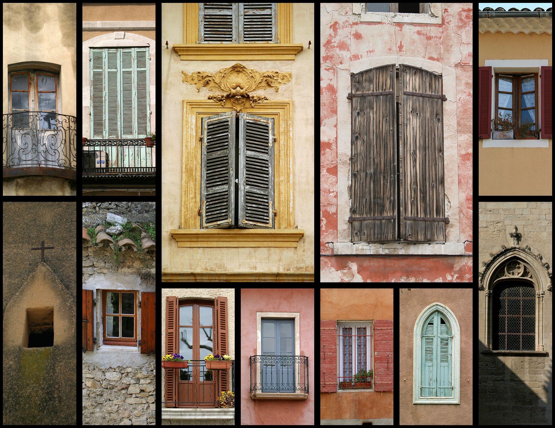 Provence doors