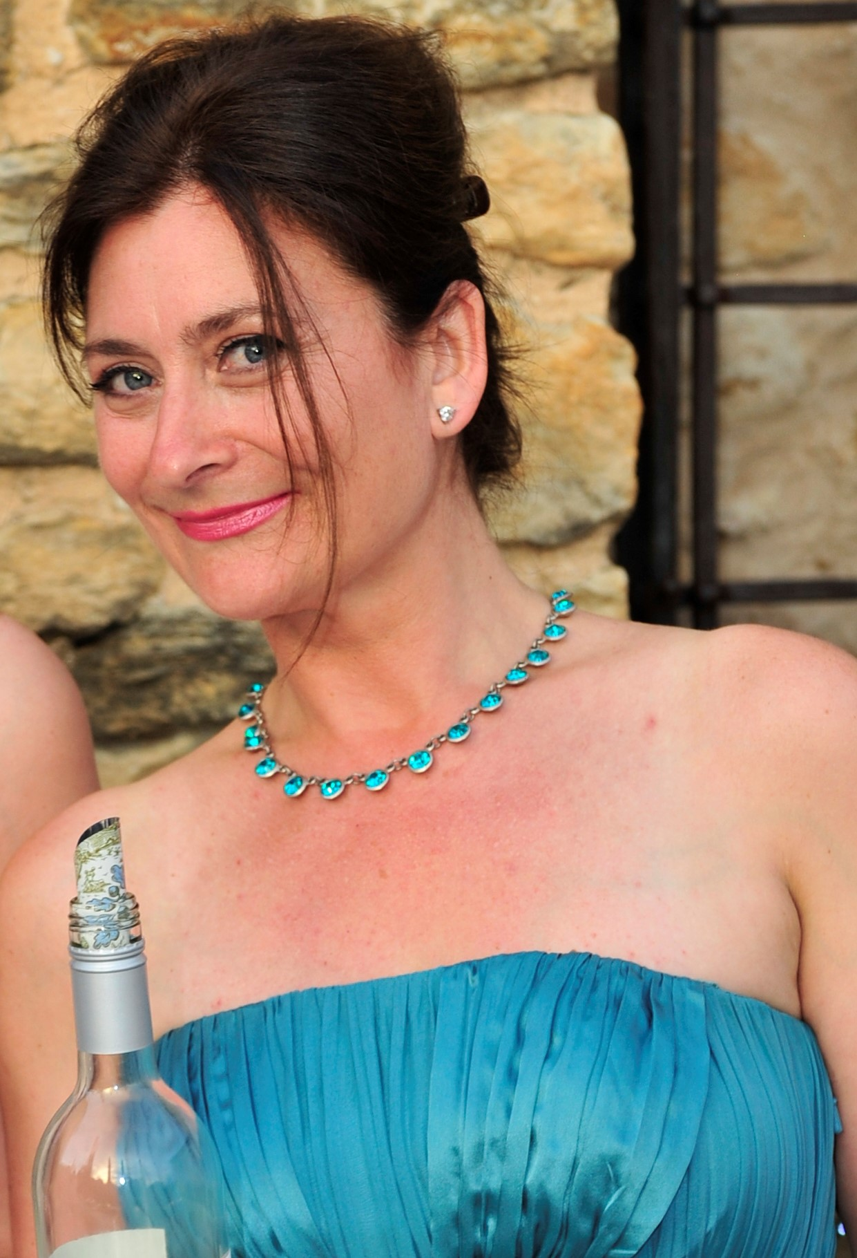 KAREN - The director of hospitality, Karen Glennon, has been managing La Verriere for over a decade with her trademark cheery style. She is also executive director of the renowned wine courses, including Extreme Wine experience, which wine enthusiasts from around the world attend once a year. She facilitates weekly rentals.
