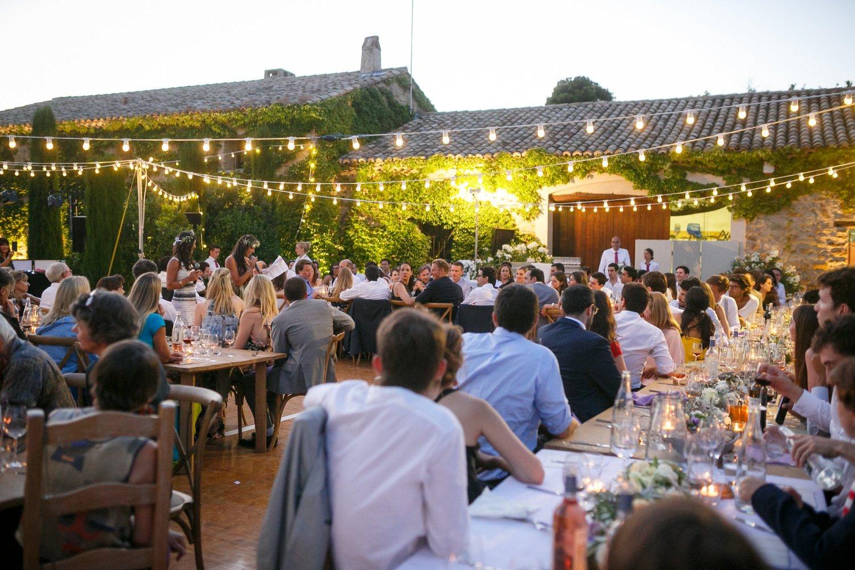 La Verriere wedding