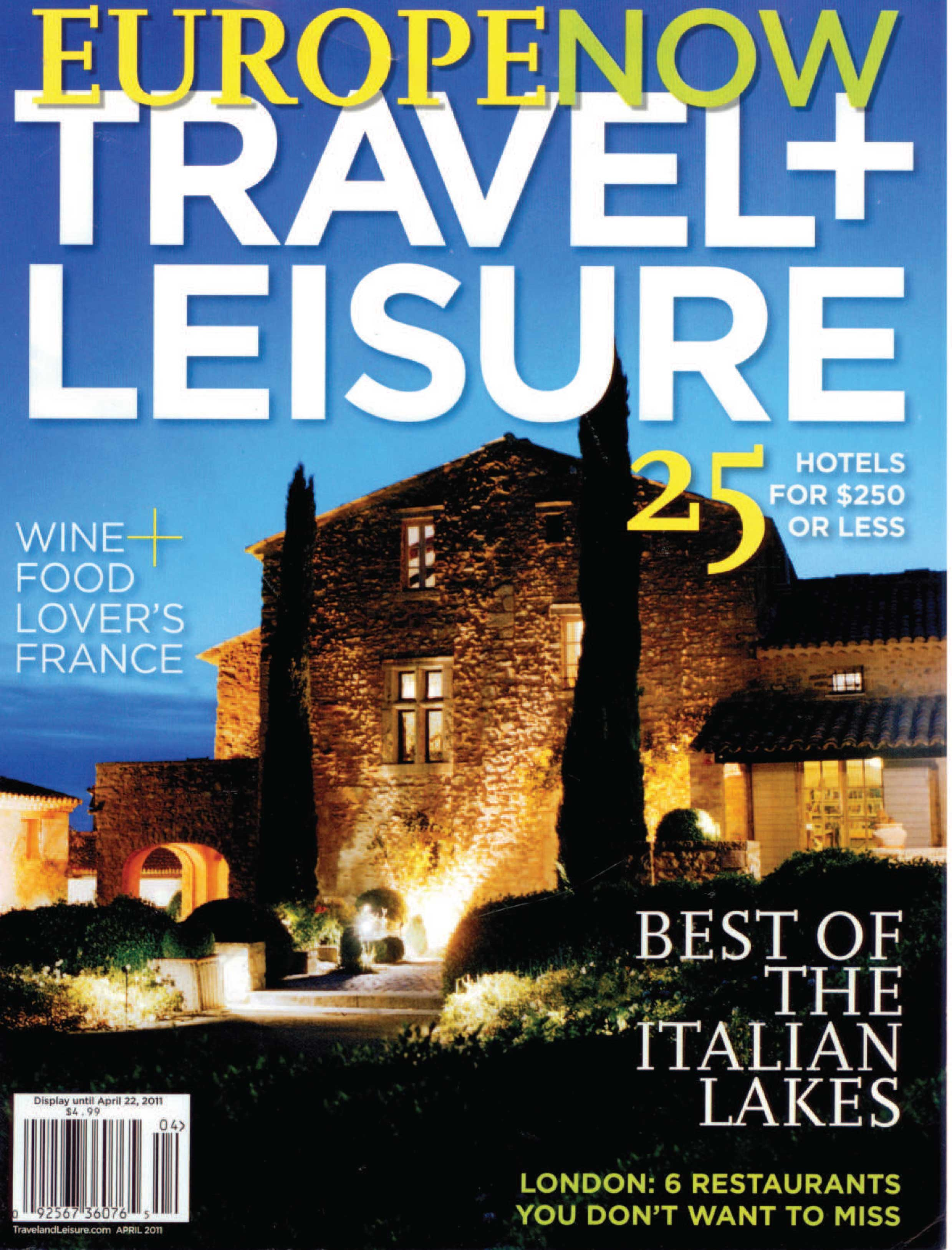 La Verriere Travel + Leisure