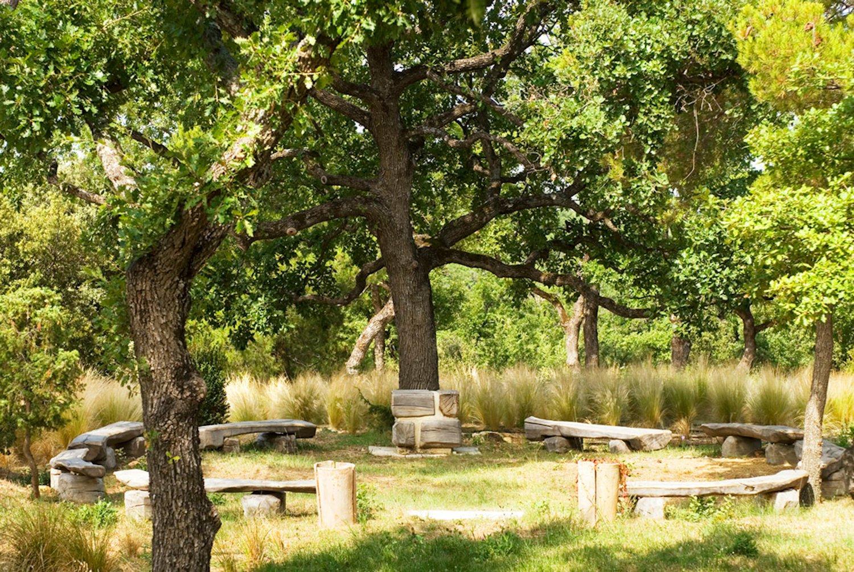 La Verriere Woodhenge