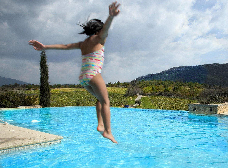 La Verriere pool