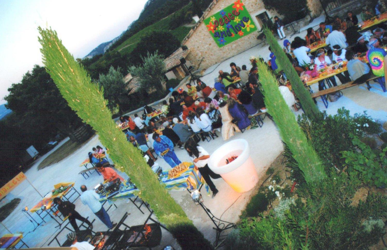La Verriere party