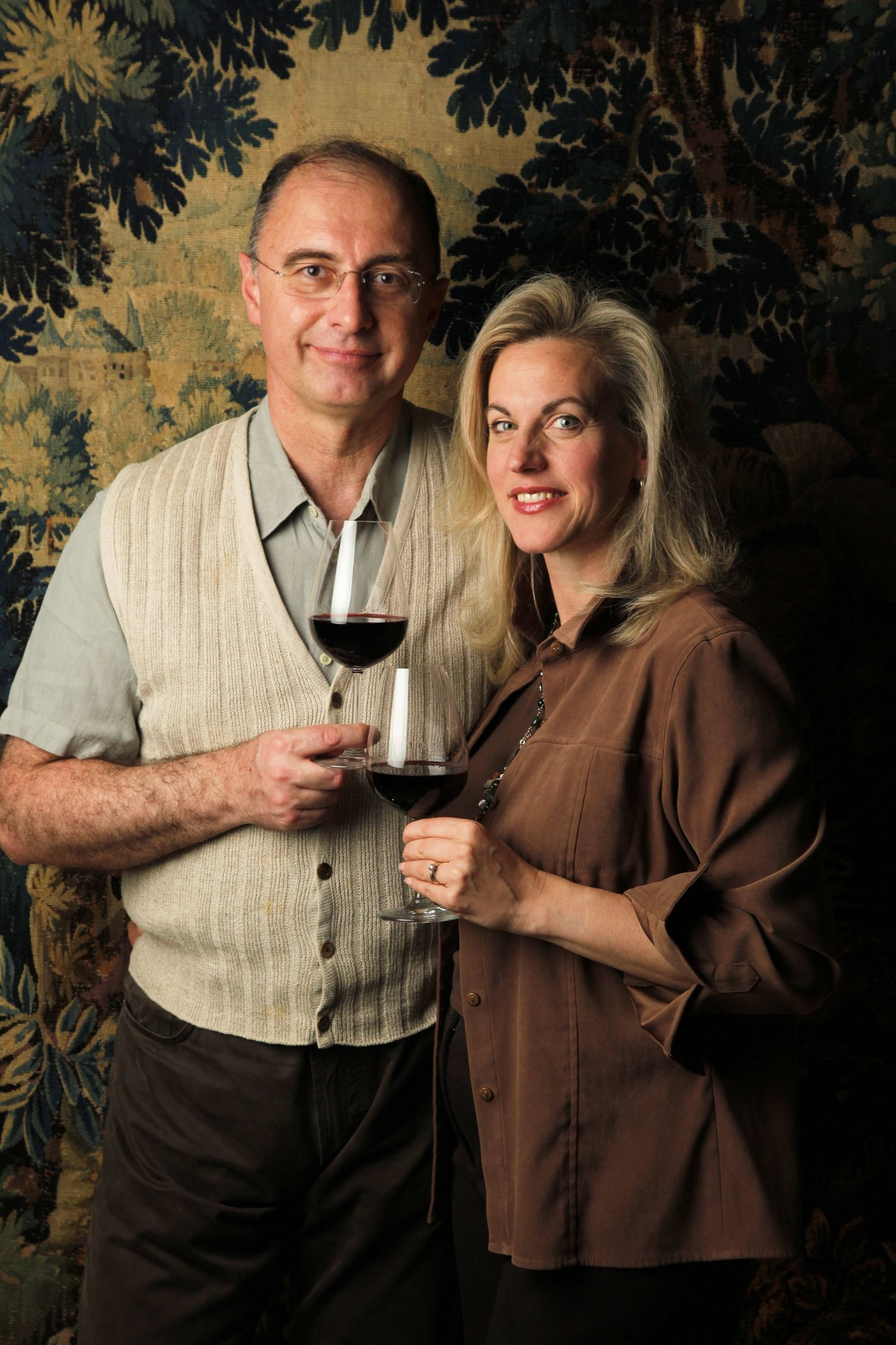 Xavier & Nicole Rolet