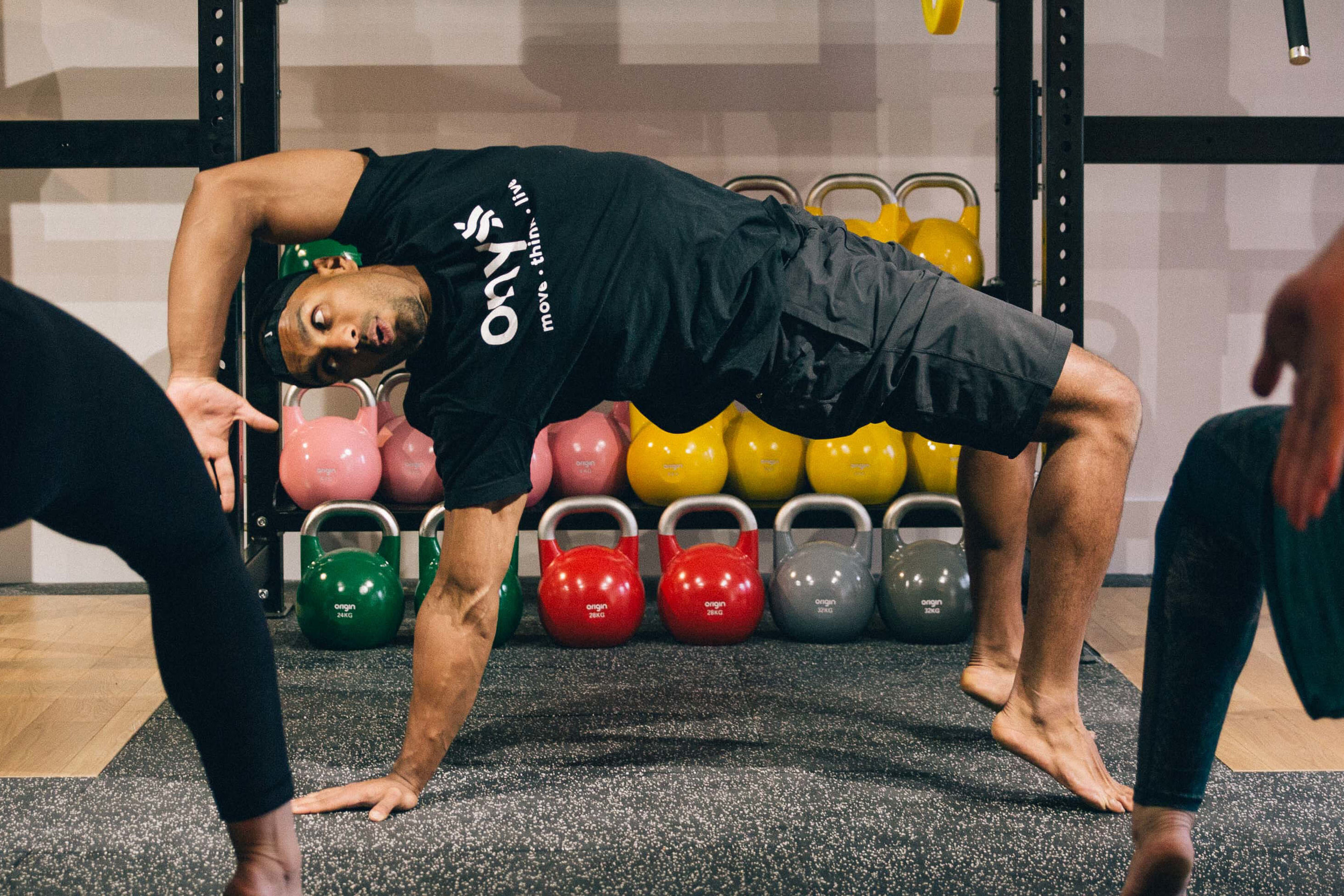 movement & mobility -