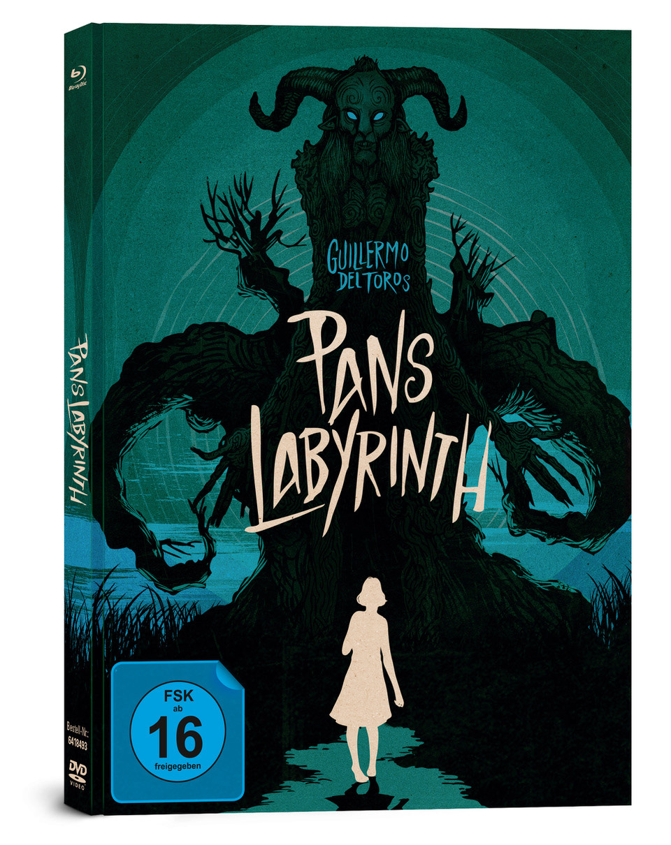 PAN'S LABYRINTH SPECIAL EDITION BLURAY