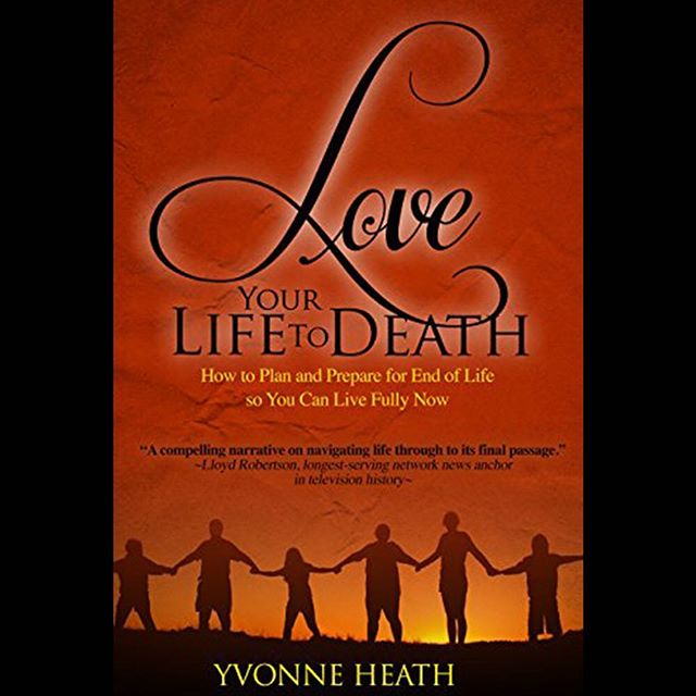 Yvonne Heath, author of @loveyourlifetodeath  is generously donating 25% of all proceeds to @andyshousemuskoka!  You can find out more or check out her wonderful book full of joy, tears and valuable lessons when it comes to death and dying, by clicking the link in our bio.  #loveyourlifetodeath #andyshouse #ijustshowedup #thankyou #muskoka #hospicemuskoka #andyshouse #andyshousemuskoka #portcarling #southandwestmuskoka #joinforces #andypotts #andypottsmemorialfoundation #opp