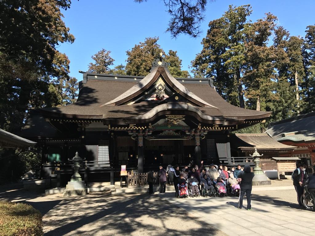 Katori Shrine, Chiba Prefecture