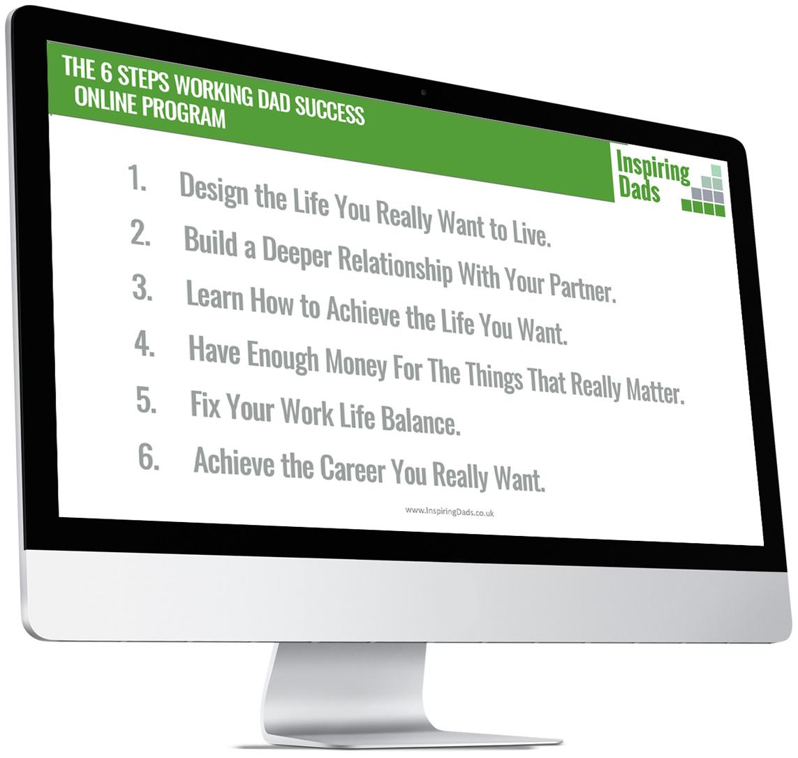 The 6 Steps Framework