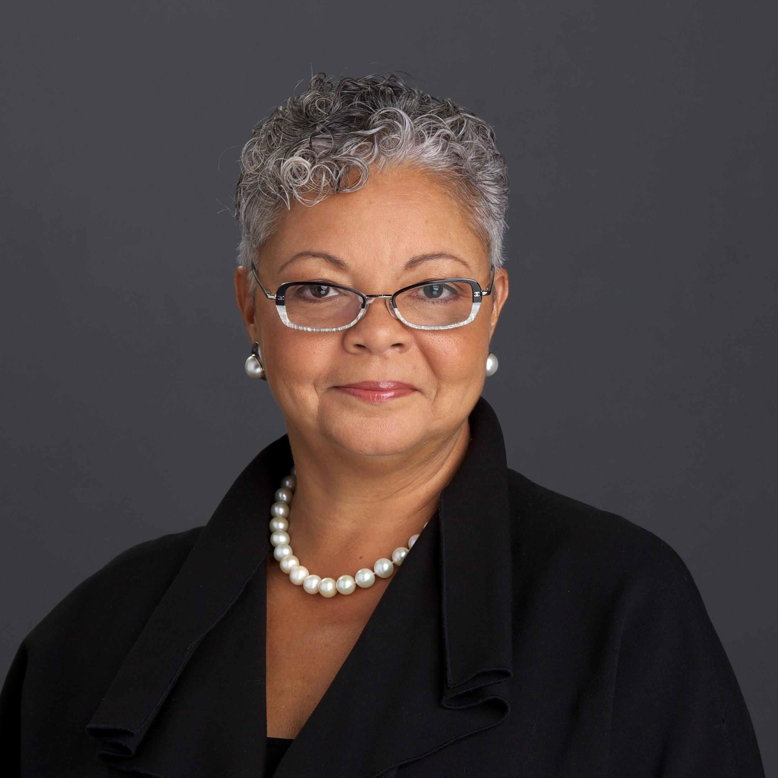 Dr. Freda Lewis Hall
