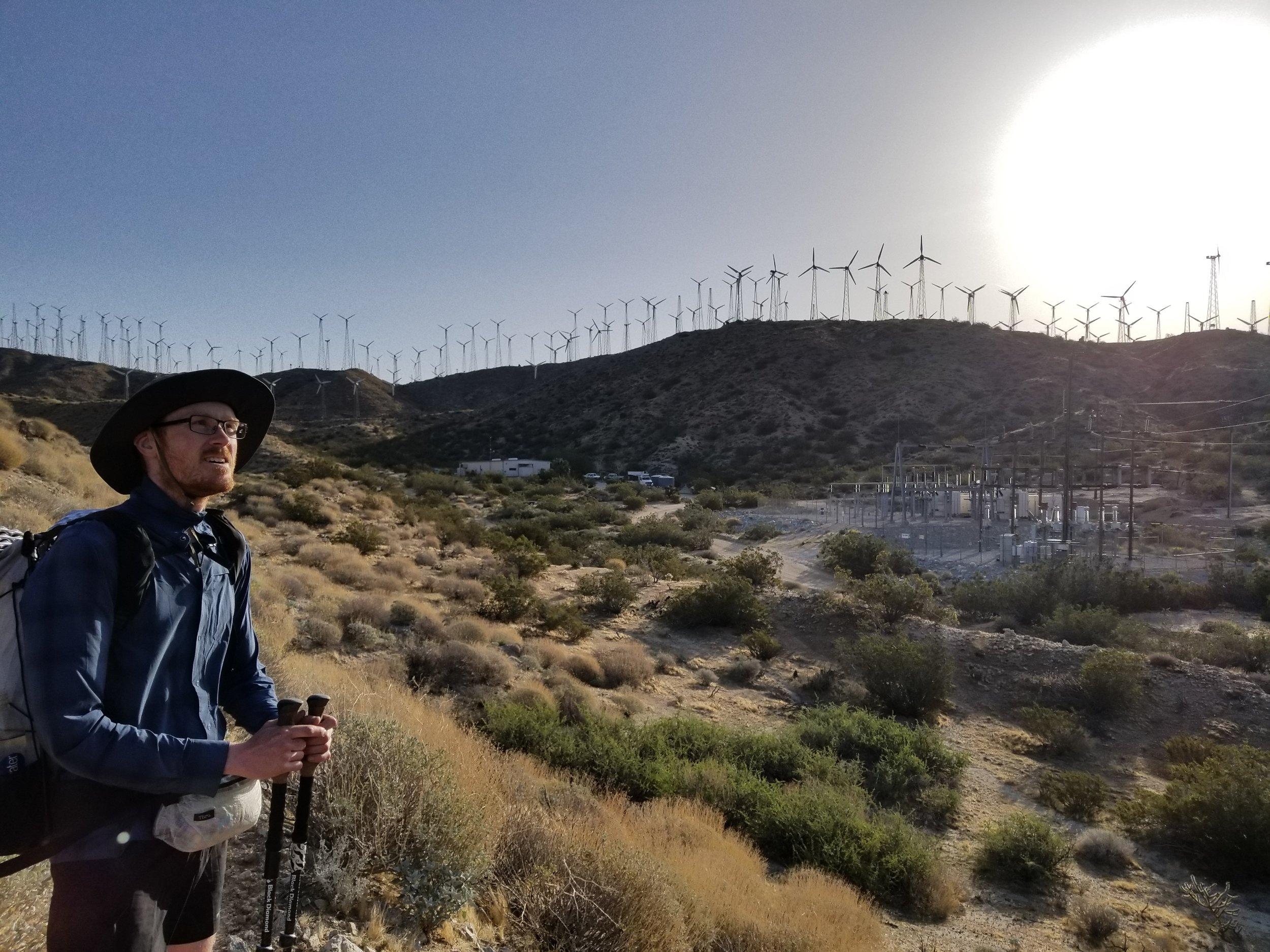 Mesa Wind Farm