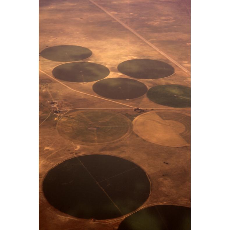 Great Plains , 2000, original 35mm slide digitized, dimensions variable