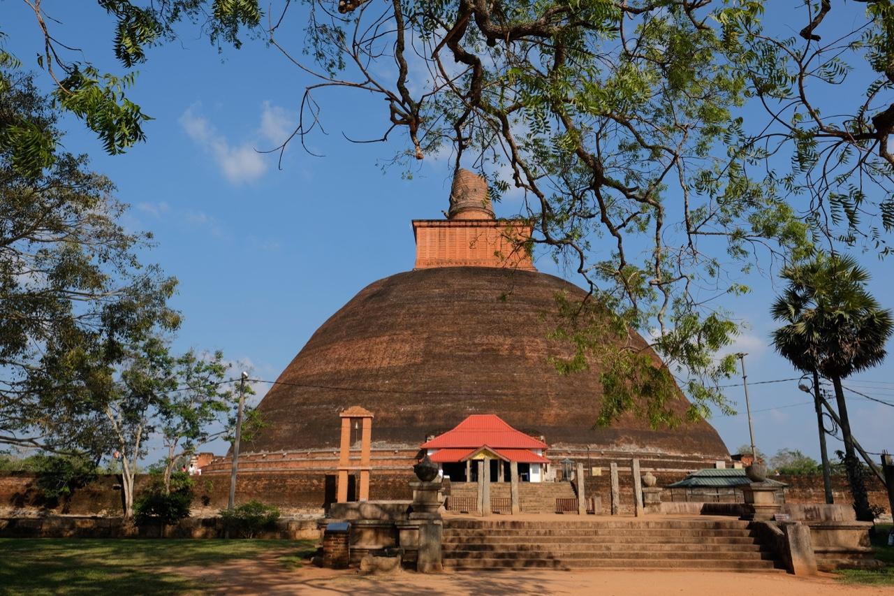 Jetavanarama Dagoba