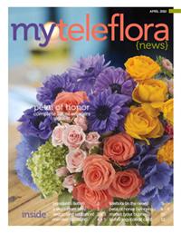 myteleflora  April 2010