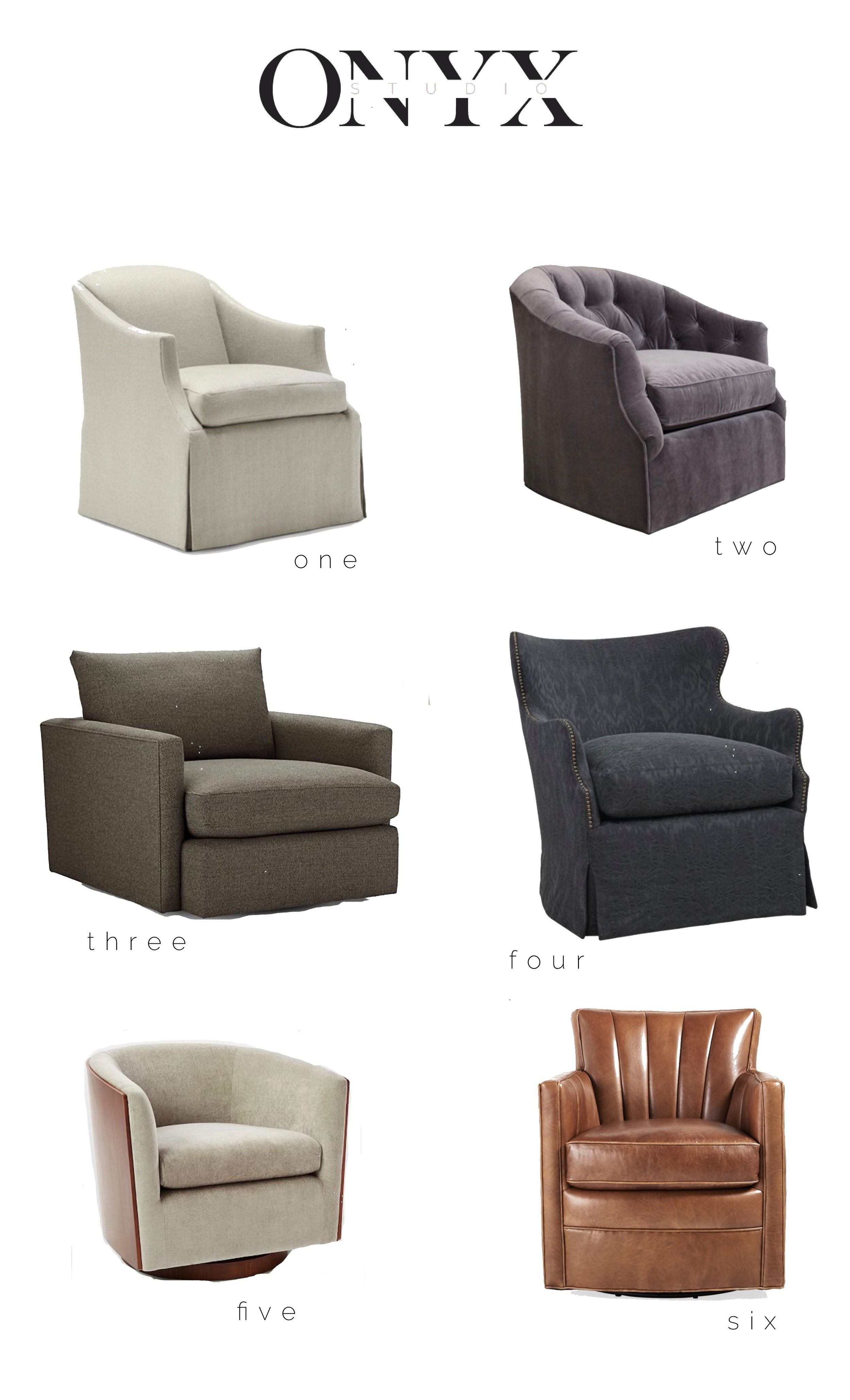 Swivel Chair Guide