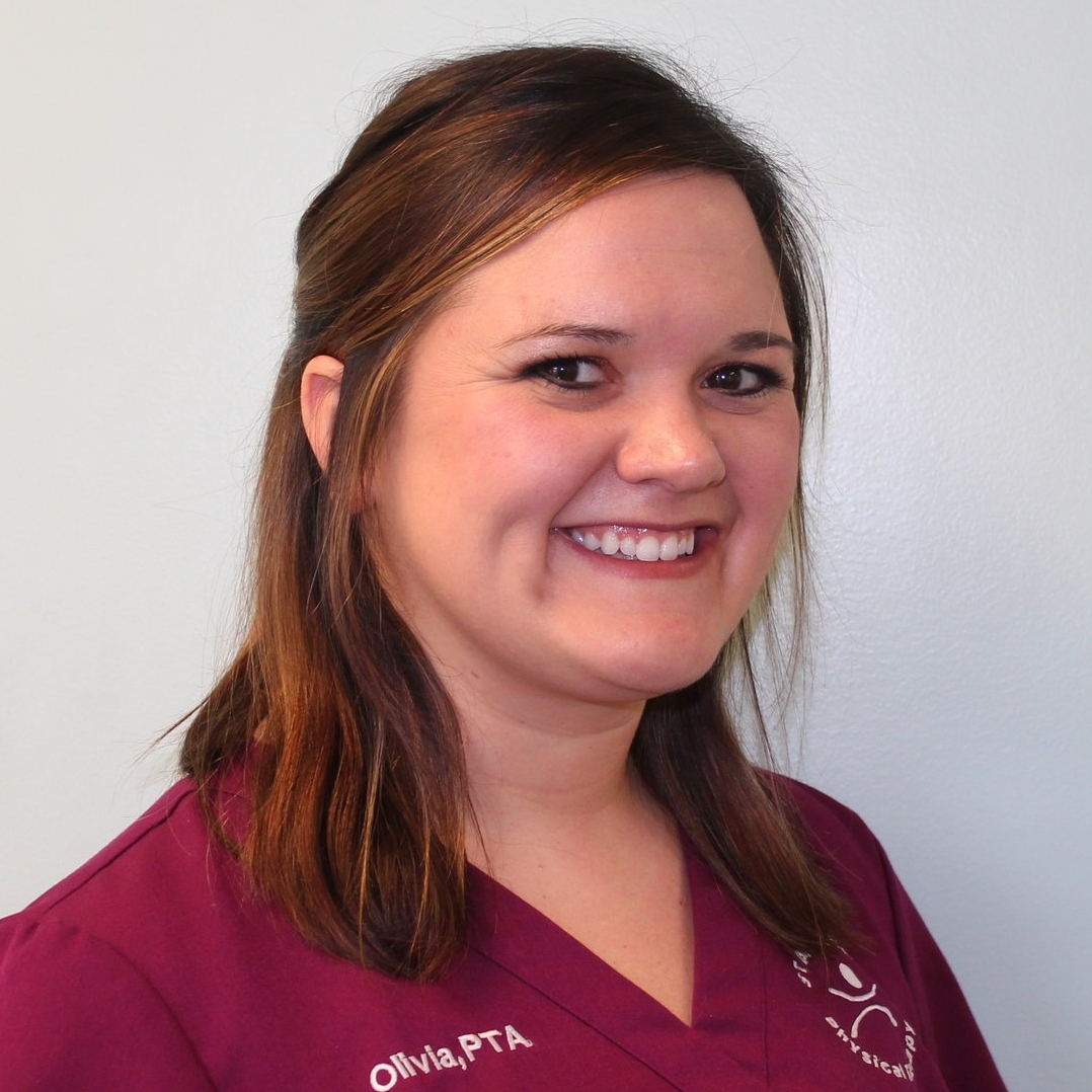 Olivia Hogue Sims - Physical Therapist AssistantOlivia first started at Starkville Physical Therapy as an intern in 2010, and then began working full-time as a technician and later a billing specialist. She graduated from Mississippi State University with a bachelor's degree in Kinesiology in 2010 and a master's degree in Exercise Physiology in 2012. After receiving a Physical Therapist Assistant Degree from Itawamba Community College in May 2016, Olivia has now moved into the role of a PTA. Olivia is a Starkville native and a Starkville High School graduate. Olivia is married to Matthew Sims of Isola, MS. In the last two years as a therapist, Olivia has become a certified Graston provider, and also received her Vestibular Rehabilitation certification from the American Institute of Balance.