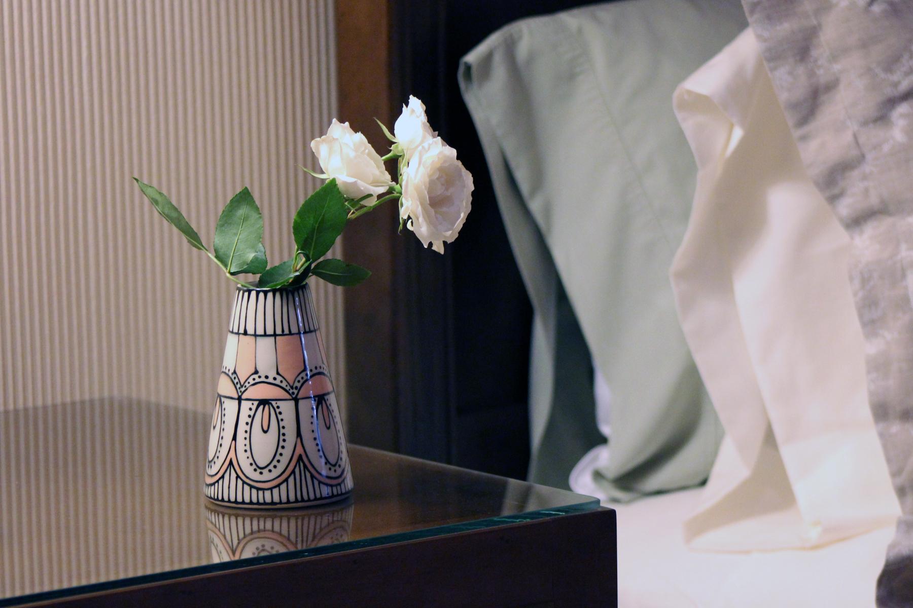 Pink Deco Vase , 2017 Rachel O'Flannagan