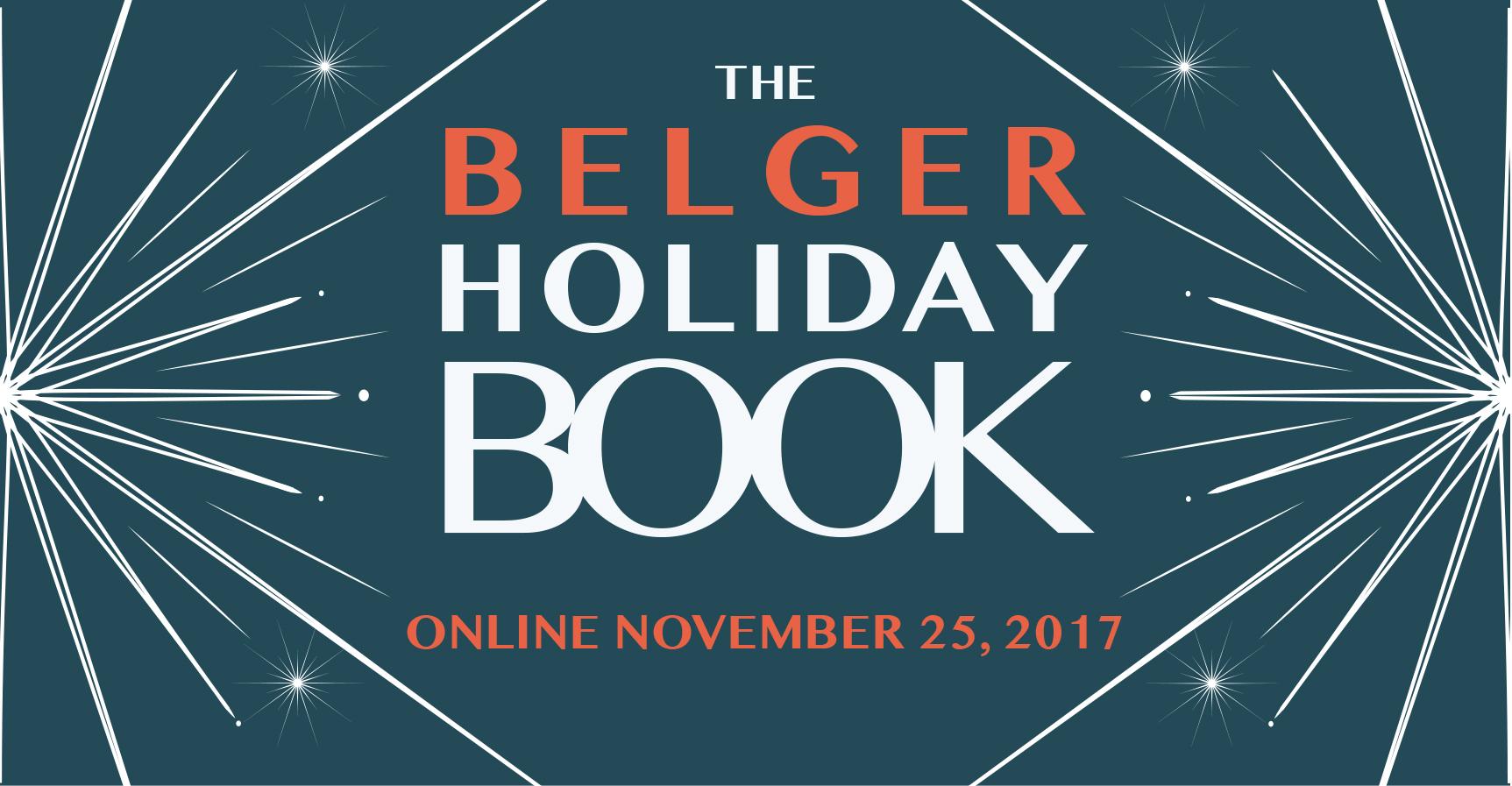 Belger Holiday Book 2017