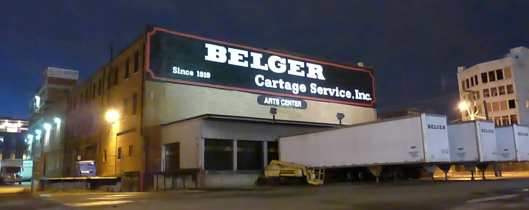 - the belger collection