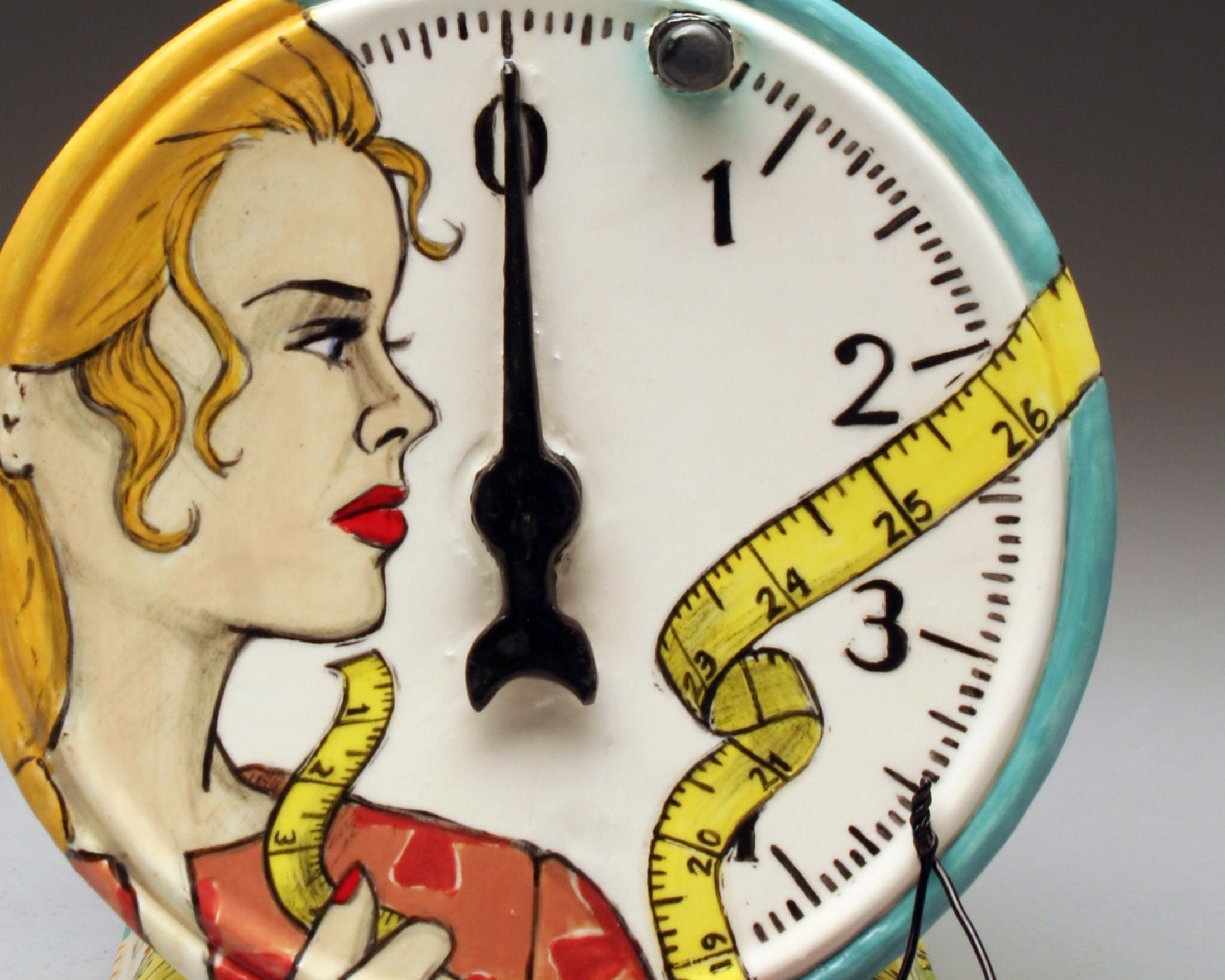 September 1, 2017 - December 16, 2017 - Shalene Valenzuela:Weights &Measures