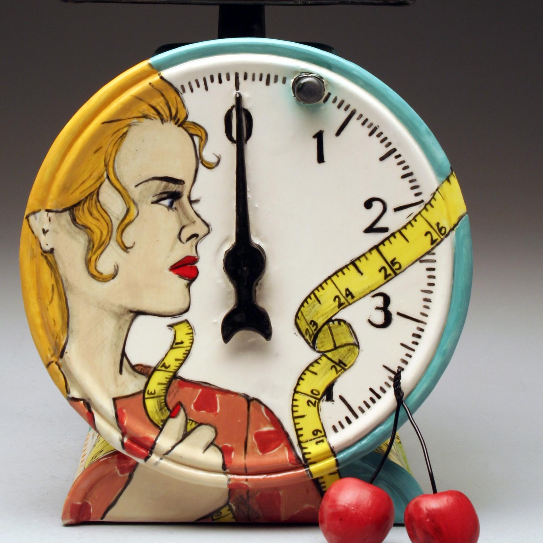 Shalene Valenzuela: Weights & Measures