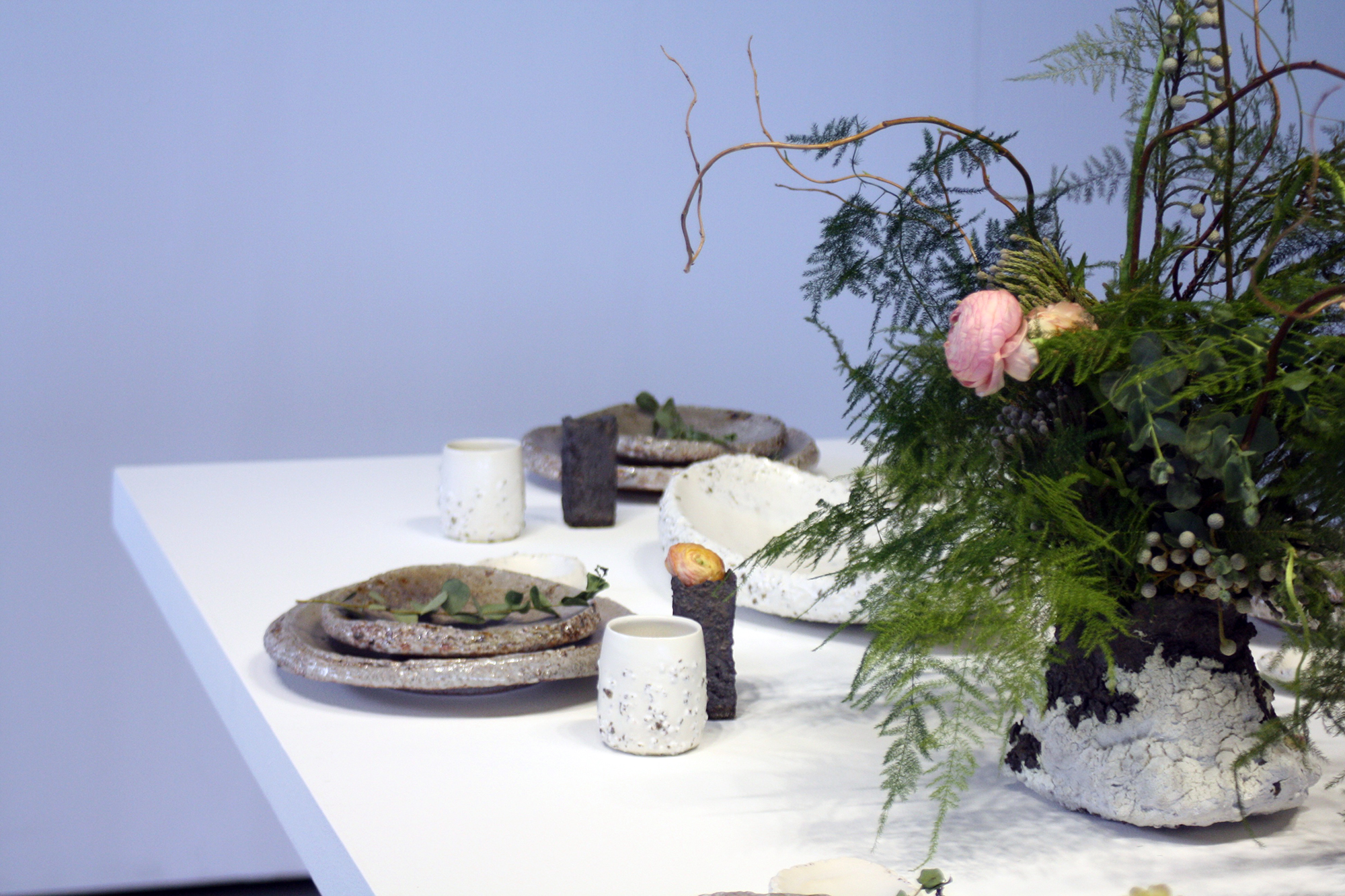 Ready to Ware: Contemporary Place Settings
