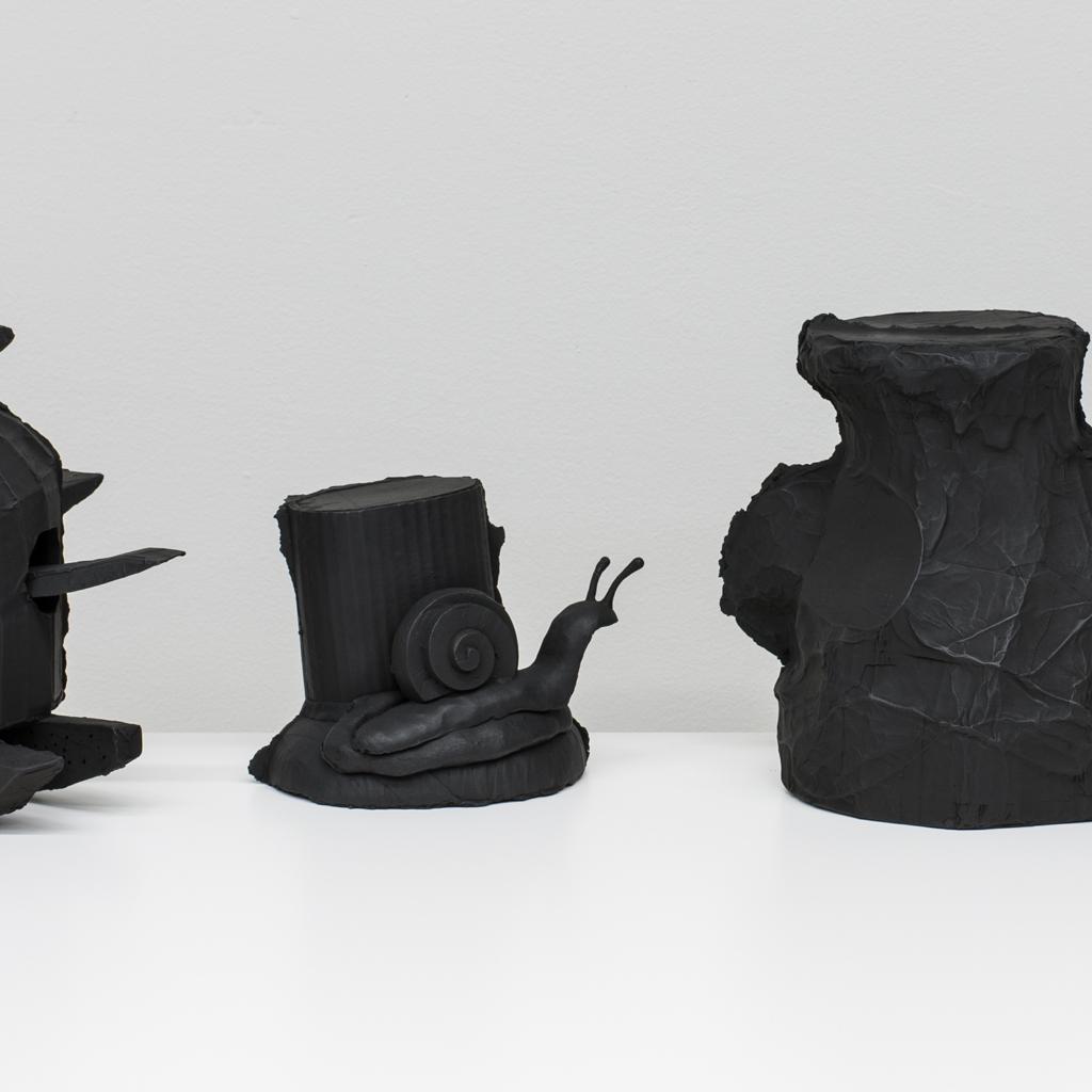 A Hard Swath to Mow: University of Arkansas Ceramics Faculty