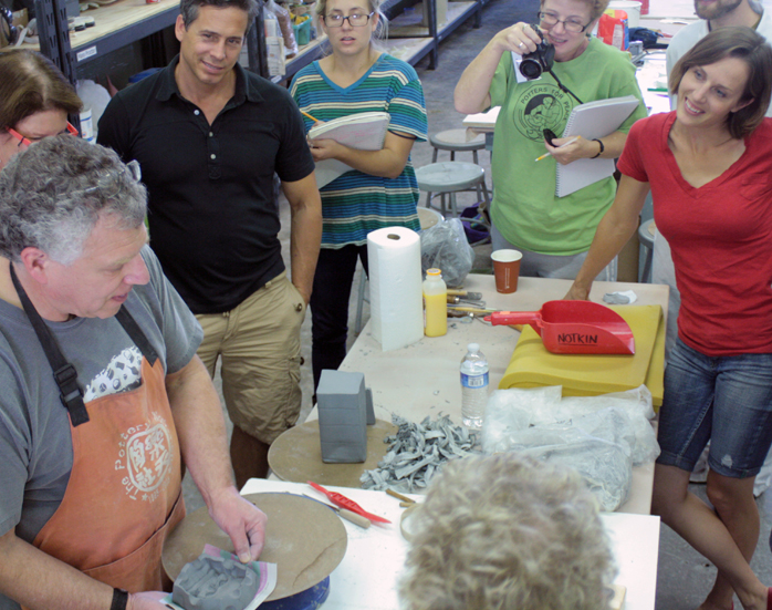 2011 Richard Notkin workshop.jpg