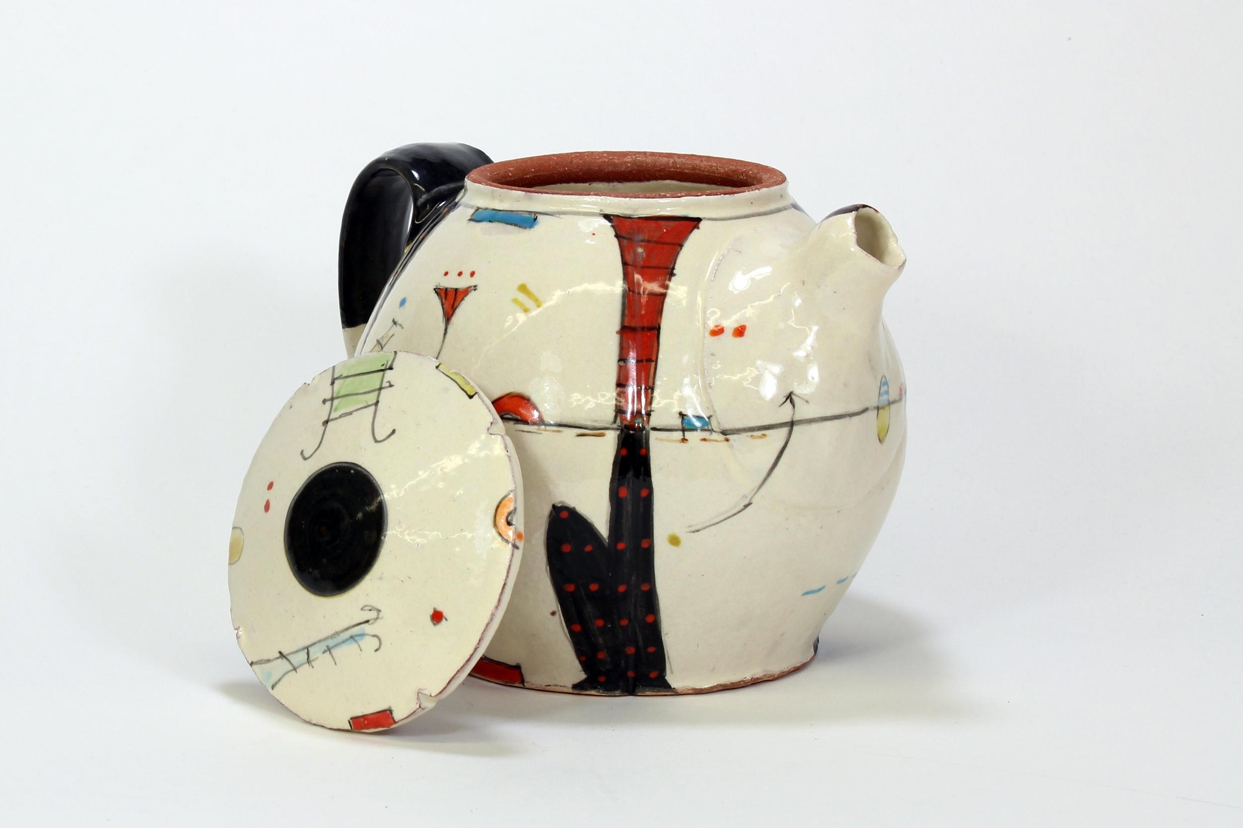 - teapots